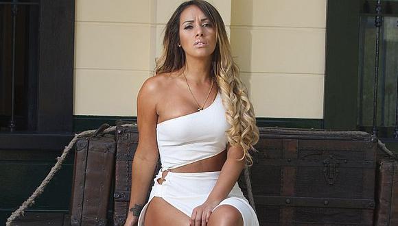 Dorita Orbegoso negó rotundamente ser la mujer del video sexual filtrado. (USI)