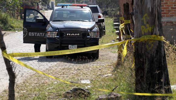 Jalisco vive una violencia creciente desde hace más de cinco años por la presencia del poderoso cartel del narcotráfico Jalisco Nueva Generación (CJNG). (Foto referencial: AFP/Ulises Ruiz)