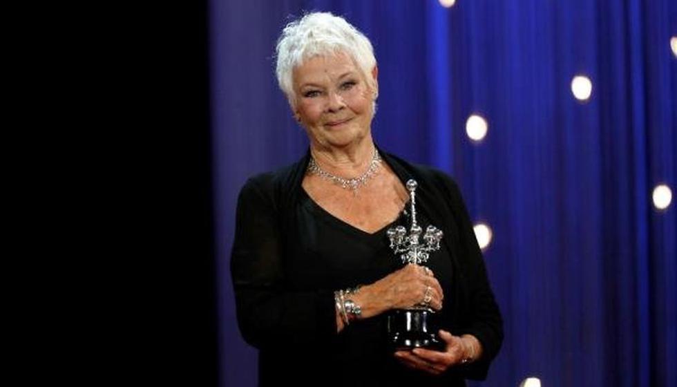 La actriz recibió el Premio Donostia en el Festival de San Sebastián. (Foto: EFE)