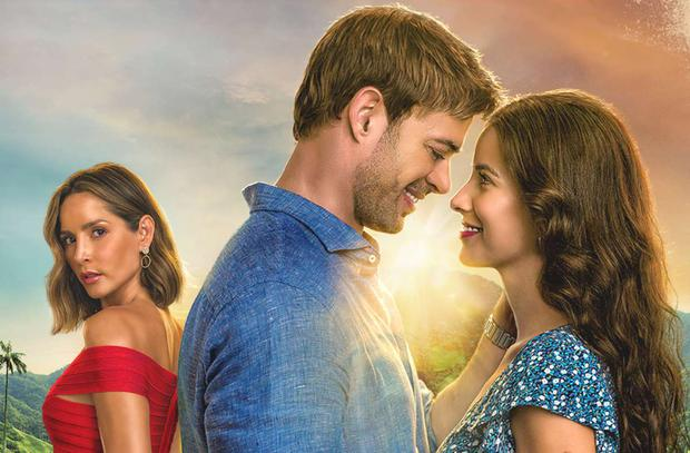 """""""Coffee with a woman's aroma"""" is starring Laura Londoño and William Levy, along with Carmen Villalobos, Diego Cadavid and Mabel Moreno in the antagonistic roles (Photo: RCN Television)"""