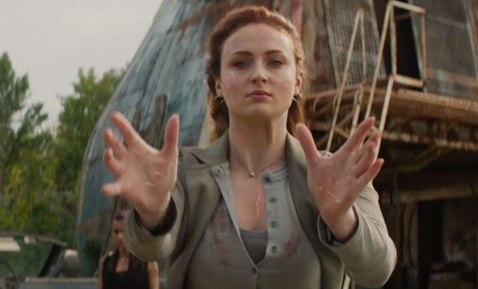 """Profesor X y Mystique sostienen una tensa discusión en un nuevo adelanto de """"X-Men: Dark Phoenix"""". (Foto: Captura de video)"""
