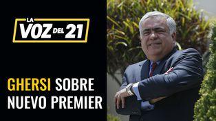 Enrique Ghersi perfila al nuevo premier