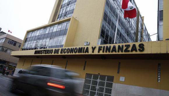 El destino de esta cifra serán los sectores económicos y sociales, hasta un máximo de US$ 1.569 millones. (Foto: GEC)