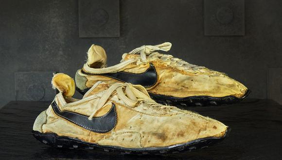 La compañía de zapatos deportivos con sede en Oregon sólo fabricó 12 pares. (Foto: AP)