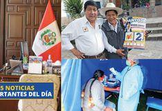 Las 5 noticias más importantes del día sobre el coronavirus en Perú