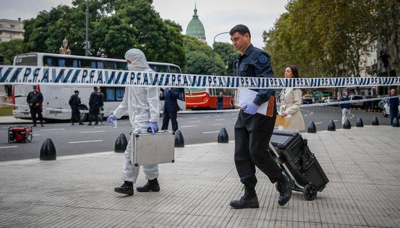 El turista murió unas horas más tarde cuando era operado en el Hospital Argerich, dijeron fuentes médicas citadas por la prensa argentina. (Foto referencial: EFE)