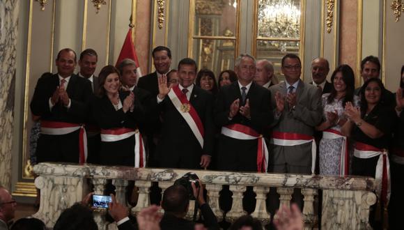 El 36% de la población no conoce al premier René Cornejo. (Martín Pauca)