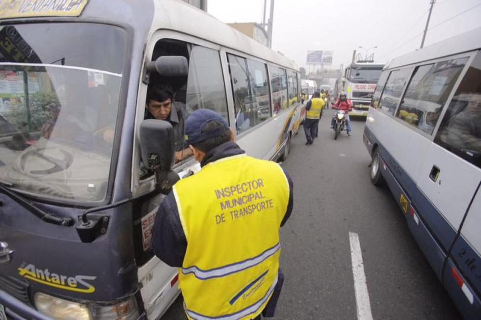 'Chosicano': Municipalidad de Lima intervino custer que circulaba pese a suspensión. (Difusión)