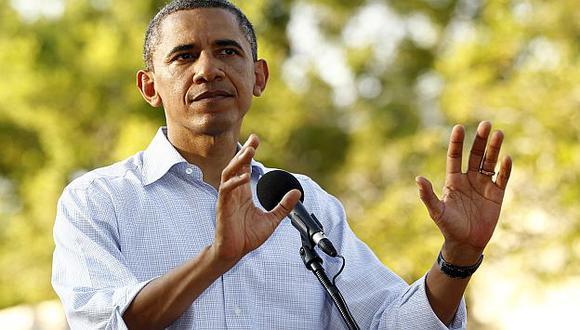 Incidente opacó la participación de Obama en la cumbre. (Reuters)