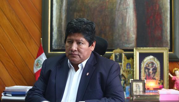 Hoy se dará lectura al fallo de prisión preventiva para Edwin Oviedo por el caso Tumán (GEC)