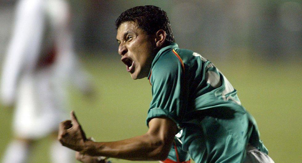 Joaquín Botero anotó el primero para los verdiblancos. (Foto: AFP)