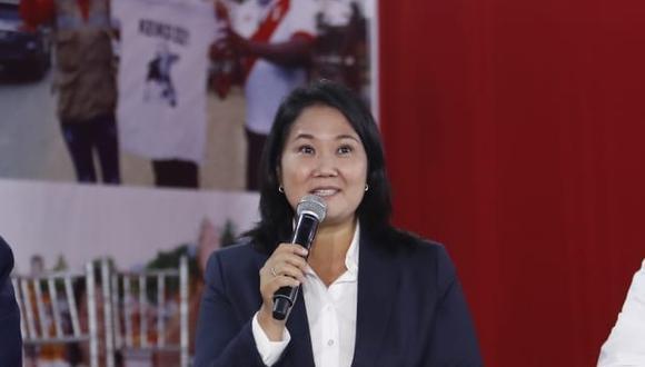 Keiko Fujimori ha exigido la anulación de 802 mesas de sufragio tras la segunda vuelta de las Elecciones Generales de Perú de 2021. (Foto: GEC)