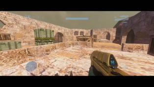 Clásico mapa de Counter-Strike llega a Halo gracias a comunidad