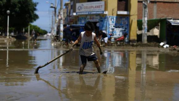 COEN actualizó las cifras tras inundación de Piura (Luis Centurión/ Perú21)