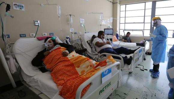 Gerente general de Salud de Arequipa, Christian Novoa, exhortó a no bajar la guardia.
