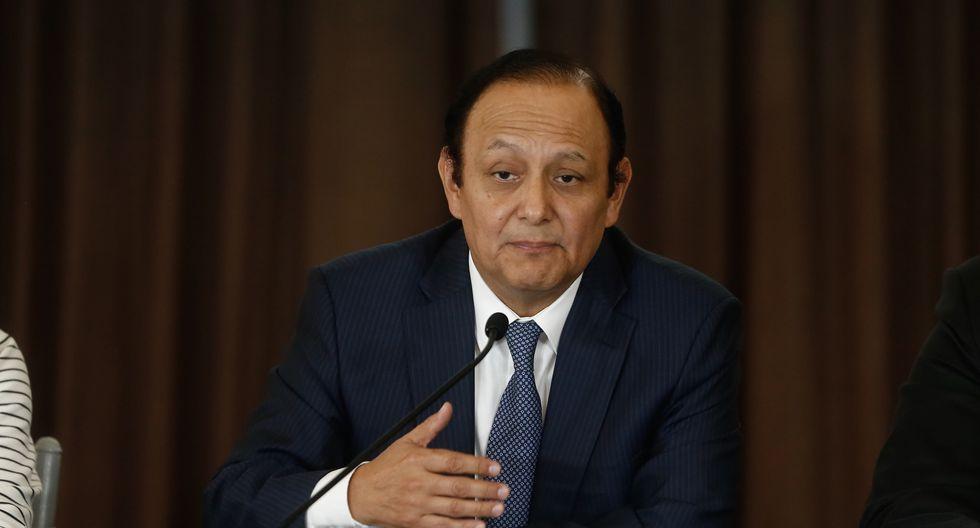 Walter Gutierrez, defensor actual, señaló que el ex presidente debe abstenerse de realizar toda clase de actividad política.