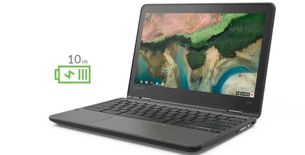 Así luce el nuevo Lenovo 300e. (Lenovo)