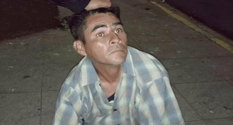 Hombre que fue captado violando a un menor en plena calle fue liberado por falta de pruebas (Twitter)