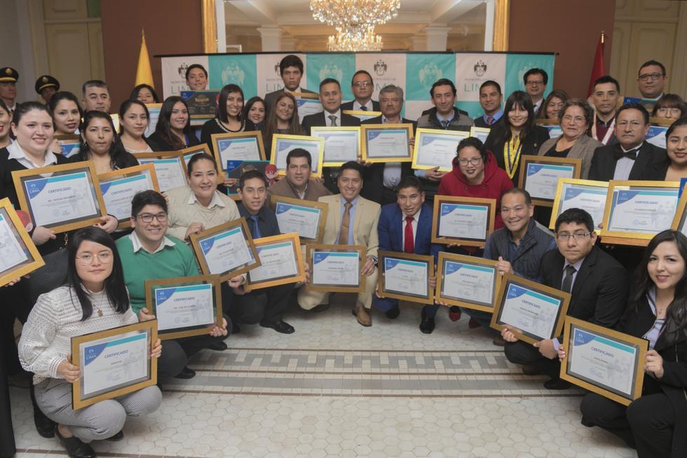 Municipalidad de Lima otorgó certificación a 41 establecimientos de los distritos de Chorrillos, Cercado y La Molina. (Difusión)