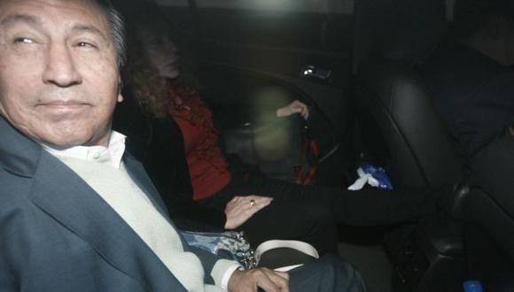 Alejandro Toledo supervisó registro de Ecoteva por email. (Luis Gonzales)