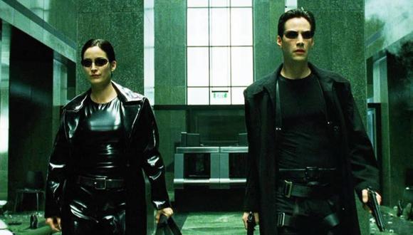 """""""The Matrix 4"""": Se filtra emocionante escena de Neo y Trinity (Facebook)"""