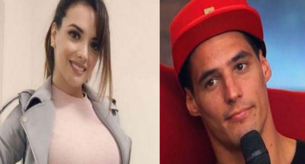 El argentino tuvo desatinado comentario sobre el nuevo corte de cabello de Rosángela Espinoza. (Fotos: Instagram)