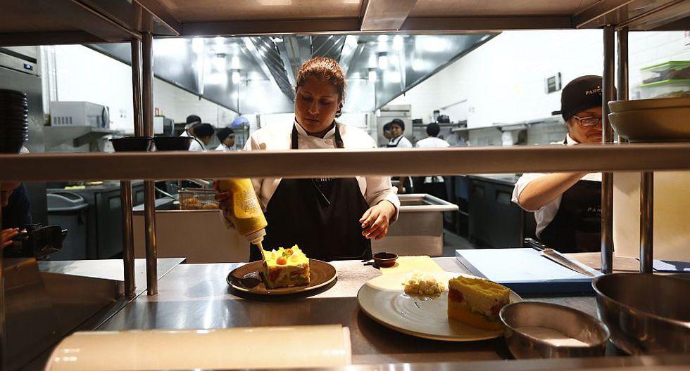 Mujer.21: La jefa de cocina de Panchita que no deja de cumplir sus sueños. (Renzo Salazar)