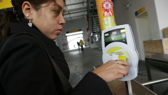 TARJETAS ELECTRÓNICAS. Comenzarán a operar a fines de 2015. (Perú21)