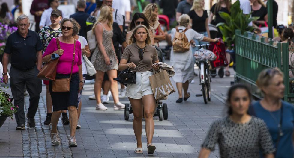 Suecia evita rebrote de coronavirus sin utilizar mascarillas