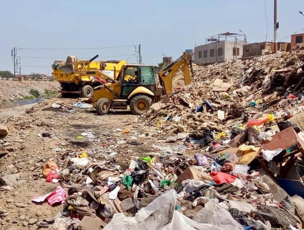 Personal de limpieza del Callao recoge más de 20 toneladas de basura. (Foto: Municipalidad Provincial del Callao)