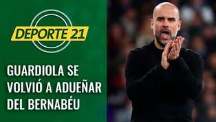 Guardiola se volvió a adueñar del Bernabéu