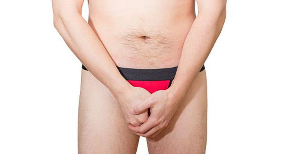 dificultad para orinar y sangre del glande del pene