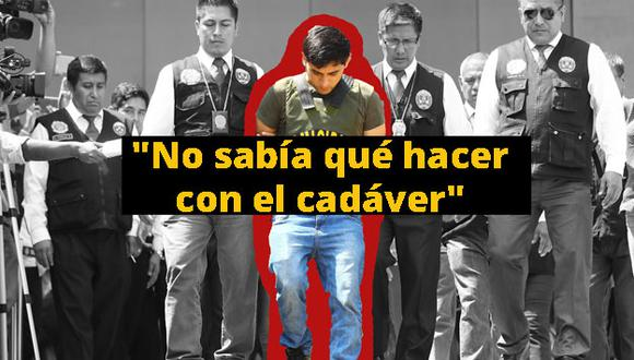 """Wilfredo Zamora: """"Estoy en graves problemas, no sé qué es todo esto, no sé qué pasó""""."""