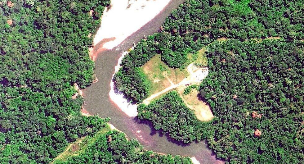 Las imágenes a escala regional son provistas por el satélite Landsat, que es usado por Google y Apple para generar sus mapas.