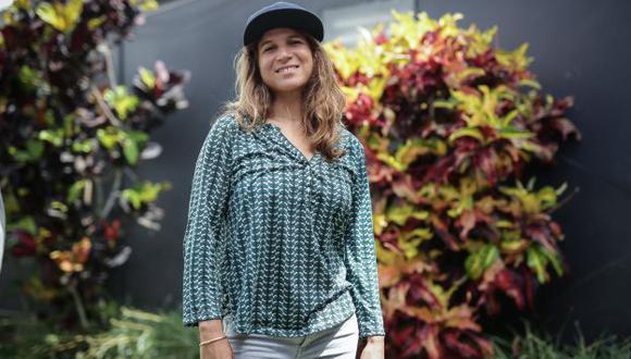 Sofía Mulanovich es parte de la campaña de cuidado de la piel #YoSoyPhotoResponsable.