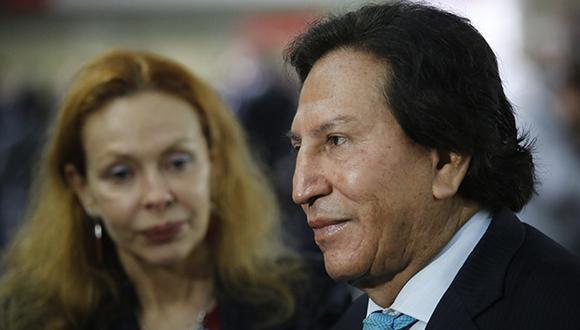 Sobre el expresidente Alejandro Toledo pesa una orden de detención a nivel nacional e internacional por el caso Odebrecht. (Foto: GEC)