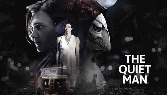 The Quiet Man llegará el próximo 1 de noviembre a PS4 y PC via Steam.