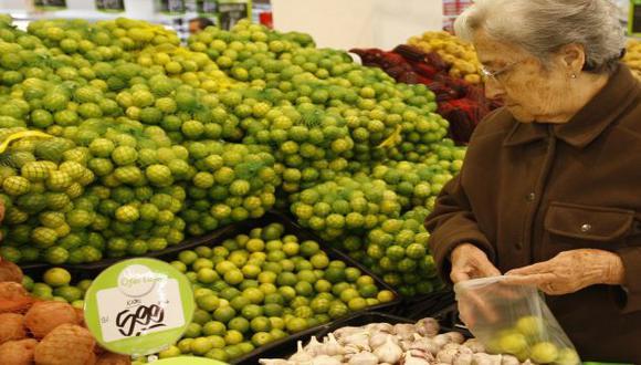 Precio del limón bajó 30%. (USI)