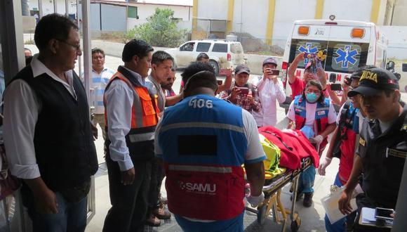 Tacna: reportan disminución en el uso de camas hospitalarias y UCI en hospitales de la región (Foto referencial: Diresa Tacna)