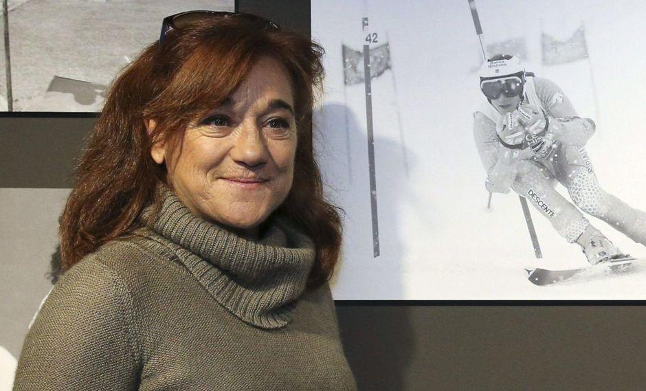 Fernández Ochoa fue la primera mujer española en conseguir una medalla olímpica en unos Juegos de Invierno. (Foto: EFE)