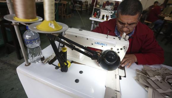 Reactiva Perú ayuda a las empresas a que cumplan con sus obligaciones de pago. (César Campos/GEC)