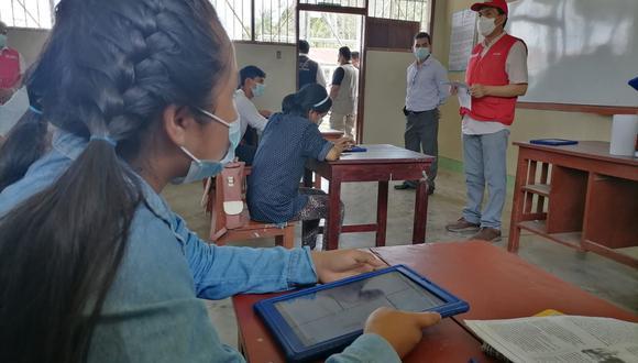 Minedu anunció el regreso a clases semipresenciales a partir de la segunda semana de septiembre. (Foto: Andina)