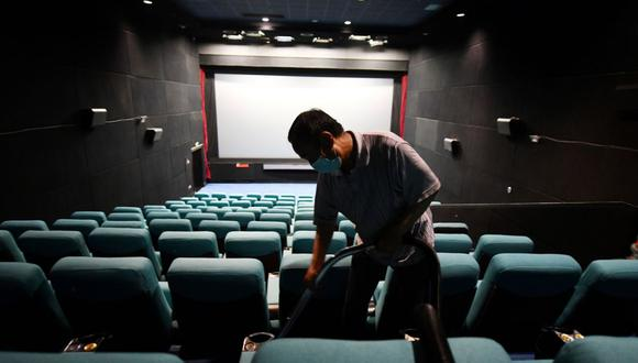 Cinemark y Cineplante volverán a abrir las puertas de sus salas de cine esta semana. (Foto referencial: GEC)