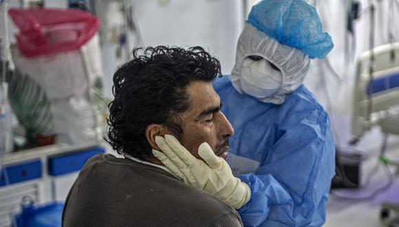 En esta región hay un aproximado de 13 mil infectados de COVID-19 y 12 mil personas sospechosas de haber contraído la enfermedad. (Foto: Ernesto BENAVIDES / AFP).