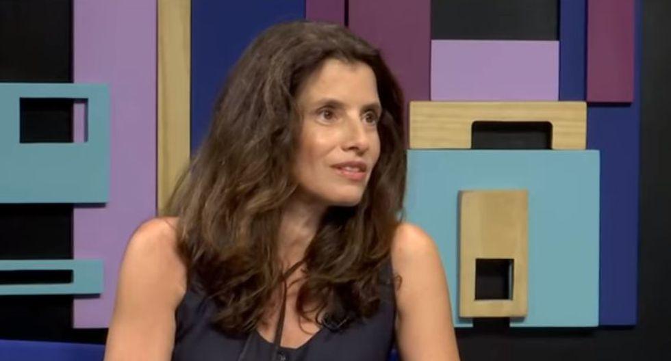"""Patricia Pereyra se alejó de las pantallas hace casi diez años. En una entrevista para RPP aseguró """"no extrañar la actuación"""". (RPP)"""
