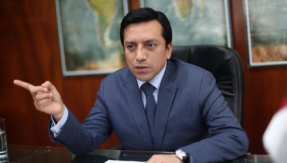 Gilbert Violeta (Perú21)