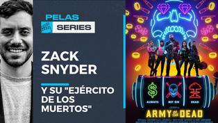 """Zack Snyder nos habla sobre su última película """"El Ejército de muertos"""""""