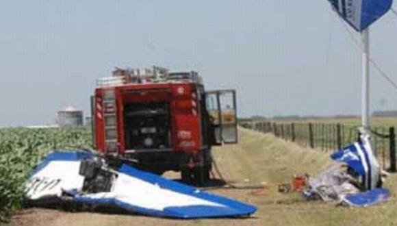 Pese a que recibieron asistencia inmediata, el padre y su hijo no lograron salvarse. (rosario3.com)