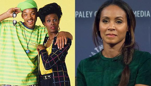 Will Smith: Su 'tía' en 'El príncipe del rap' arremetió contra su esposa Jada Pinkett por premios Oscar. (Agencias)