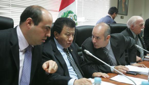 Enrique Wong recordó que la megacomisión ya colaboró con el Ministerio Público. (Peru21)